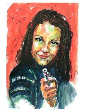 Diana Rigg/Avenger