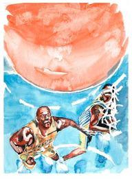 Lakers/Eye On the Ball