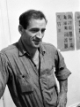 Neal Cassady Watching Out for the Cops, Oakland, 1966