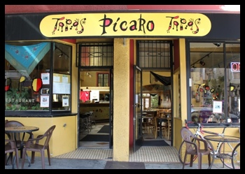 spanish restaurants in san francisco pícaro